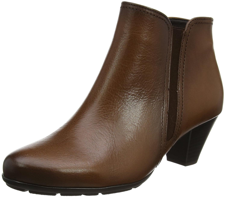 Gabor Shoes Gabor Basic, Botas para Mujer42 EU|Marrón (22 Caramello Effekt)