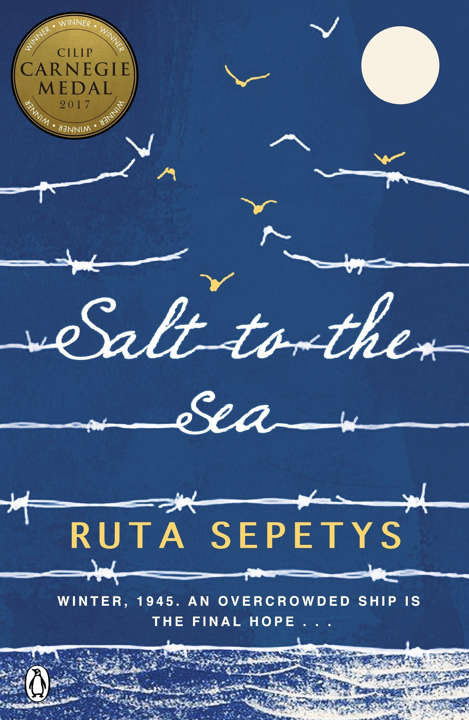 Buy SALT TO THE SEA by Ruta Sepetys