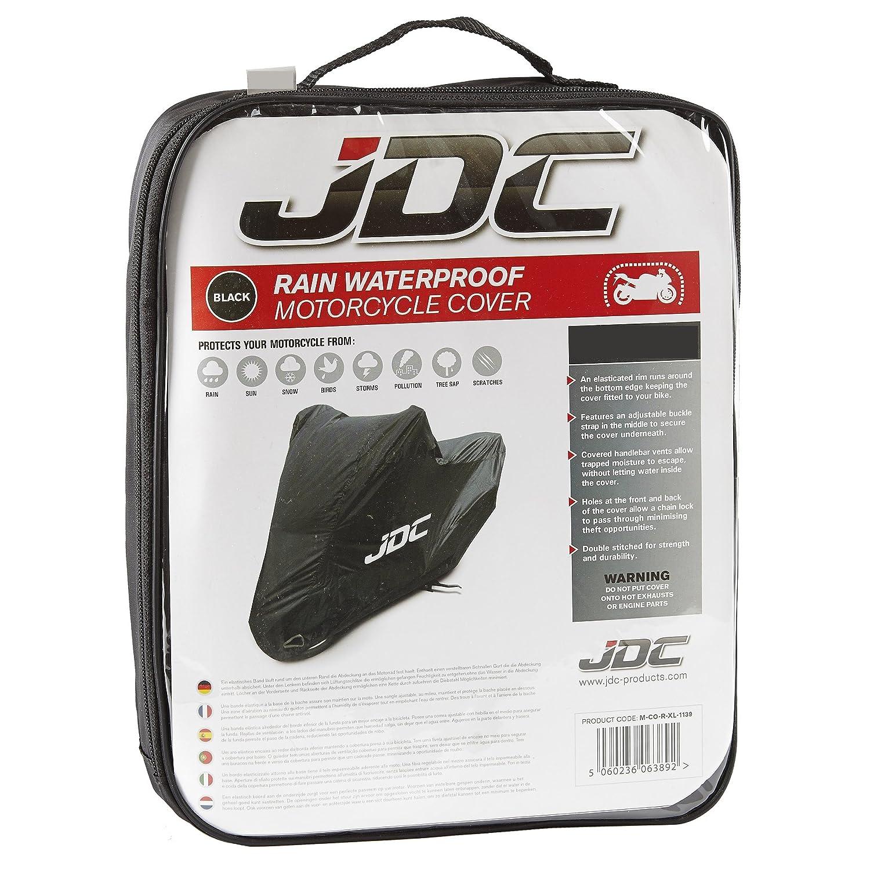 XL Top-Box RAIN JDC Wasserdichte Motorradabdeckung
