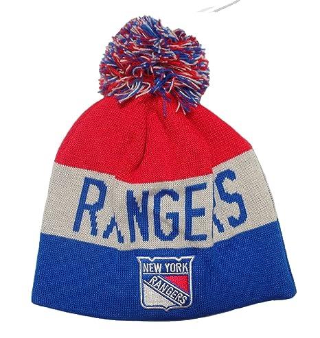 630887f04bc ... italy new york rangers travy ucuffed pom knit hat cap 7ae66 3fc15 cheap 47  brand ...