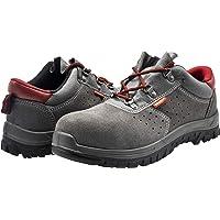 Bellota 7230536S1P Zapatos Serraje, Gris, 36