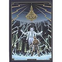 Les trois fantômes de Tesla - tome 2 - La Conjuration des humains véritables