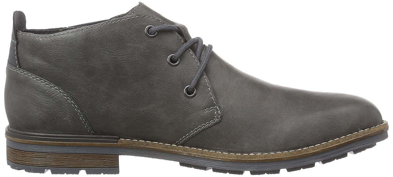 Rieker B1340, Desert Boots Homme, Marron (Nuss/River), 42 EU