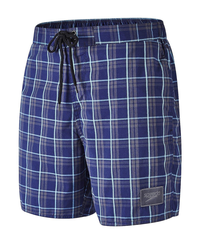 Speedo Yd Check - Pantalones Cortos causales para el Agua (bañador)