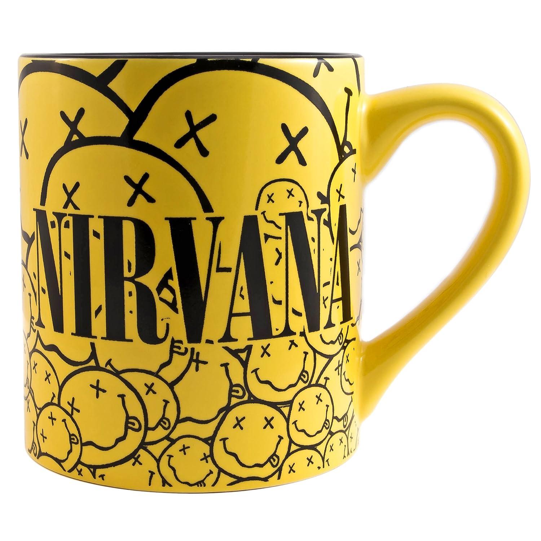 Taza café grung nirvana