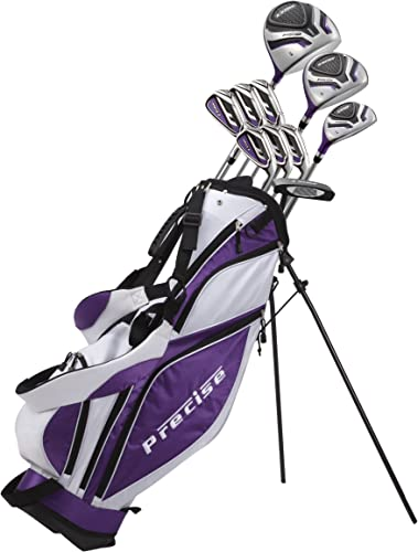 Precise Premium Women s Petite Complete Set, MDX II Ladies, Right Hand, Purple