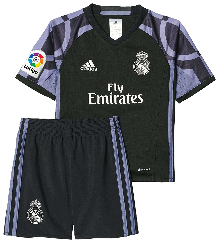 Adidas Kinder Real Madrid Mini-ausweichausrüstung Fußballtrikot
