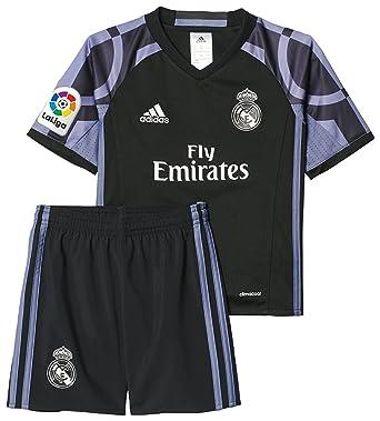 Adidas Kinder Real Madrid Mini Ausweichausrustung