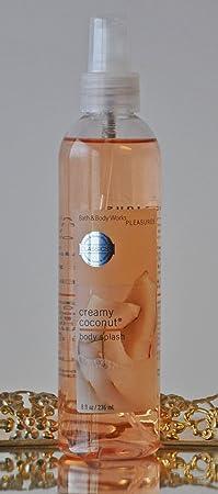 Bath Body Works Classics Creamy Coconut Mist Splash Spray 8oz