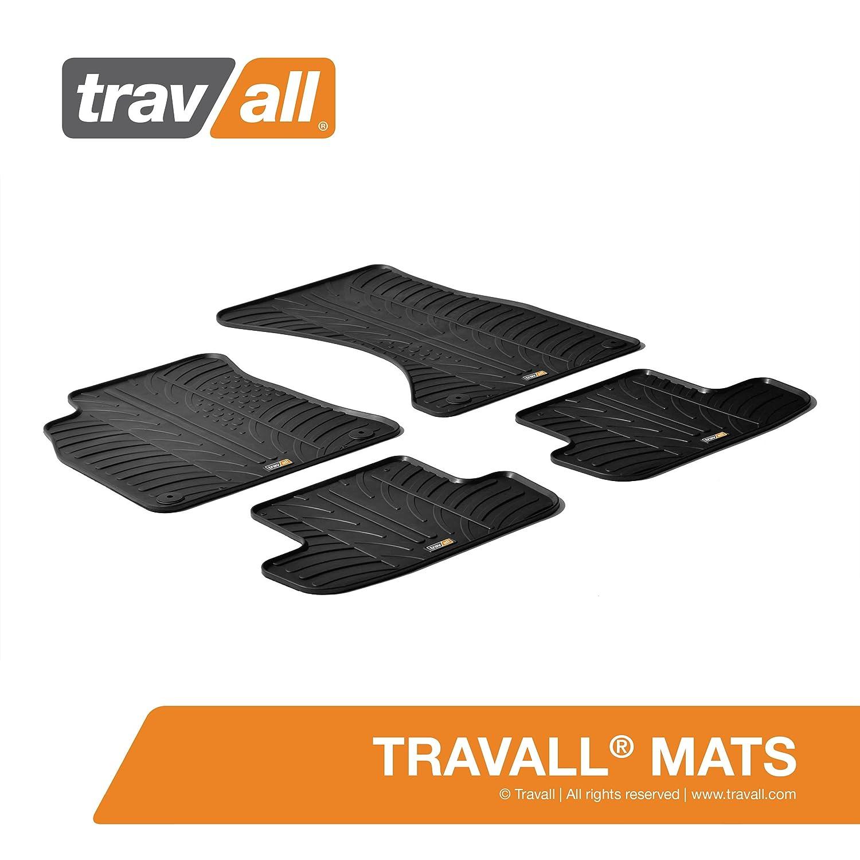 Allwettermatten nach Ma/ß Fussmatten Set Travall Mats Gummifu/ßmatten TRM1116