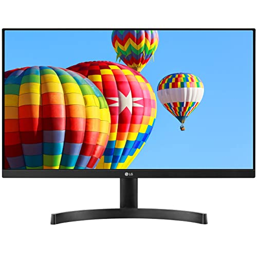 LG 24MK600M B Monitor FHD de 60 4 cm 23 8 con Panel IPS 1920 x 1080 píxeles 16 9 250 cd m NTSC 72 1000 1 5 ms 75 Hz Color Negro