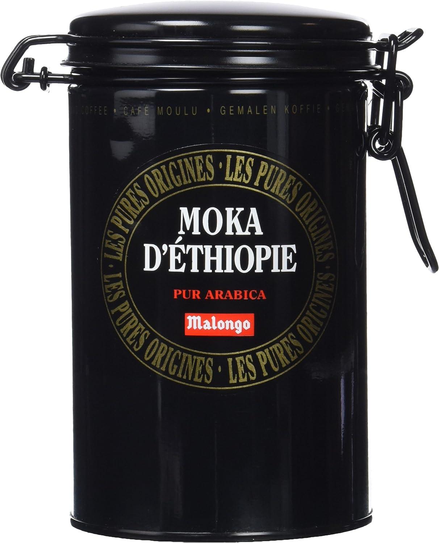 Cafés Malongo - Café Moka Etiopia, 250 g: Amazon.es: Alimentación ...