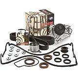 Evergreen TBK184VC Timing Belt Kit, Valve Cover Gasket, and GMB Water Pump: 96-01 Honda Acura B18B1 B20B4 B20Z2