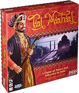 Taj Mahal Board Game