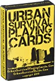 Urban Survival Playing Cards - These arent simply playing cards...theyre a powerful survival tool for you and your loved ones to use if you need to survive in an urban area.