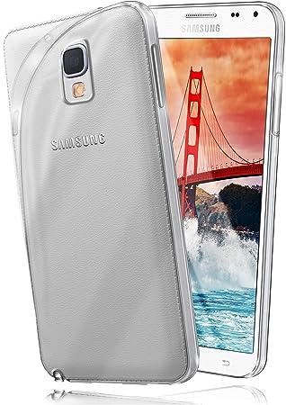 Funda protectora OneFlow para funda Samsung Galaxy Note 3 Neo Carcasa silicona TPU 0,7 mm | Accesorios cubierta protección móvil | Funda móvil ...