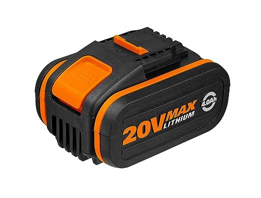 WORX WA3553 Batería, 20 V, Negro, Naranja
