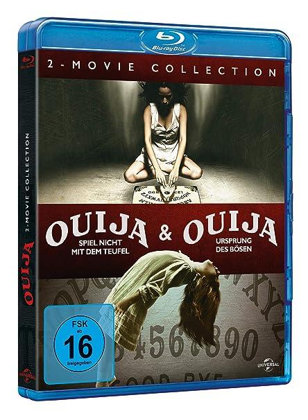 Ouija 1 & 2 [Alemania] [Blu-ray]: Amazon.es: Hennig, Shelley, Cooke, Olivia, Coto, Ana, Kagasoff, Daren, White, Stiles, Flanagan, Mike, Hennig, Shelley, Cooke, Olivia: Cine y Series TV