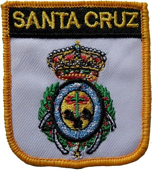 Parche Bordado con Escudo de Santa Cruz de España (1000 Banderas ...