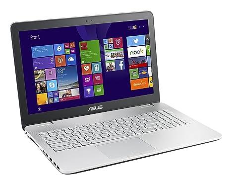 ASUS N551JW-CN067H - Ordenador portátil (Portátil, DVD Super Multi, Touchpad,