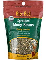 Shasha Co Organic Sprouted Mung Beans-Bio Buds