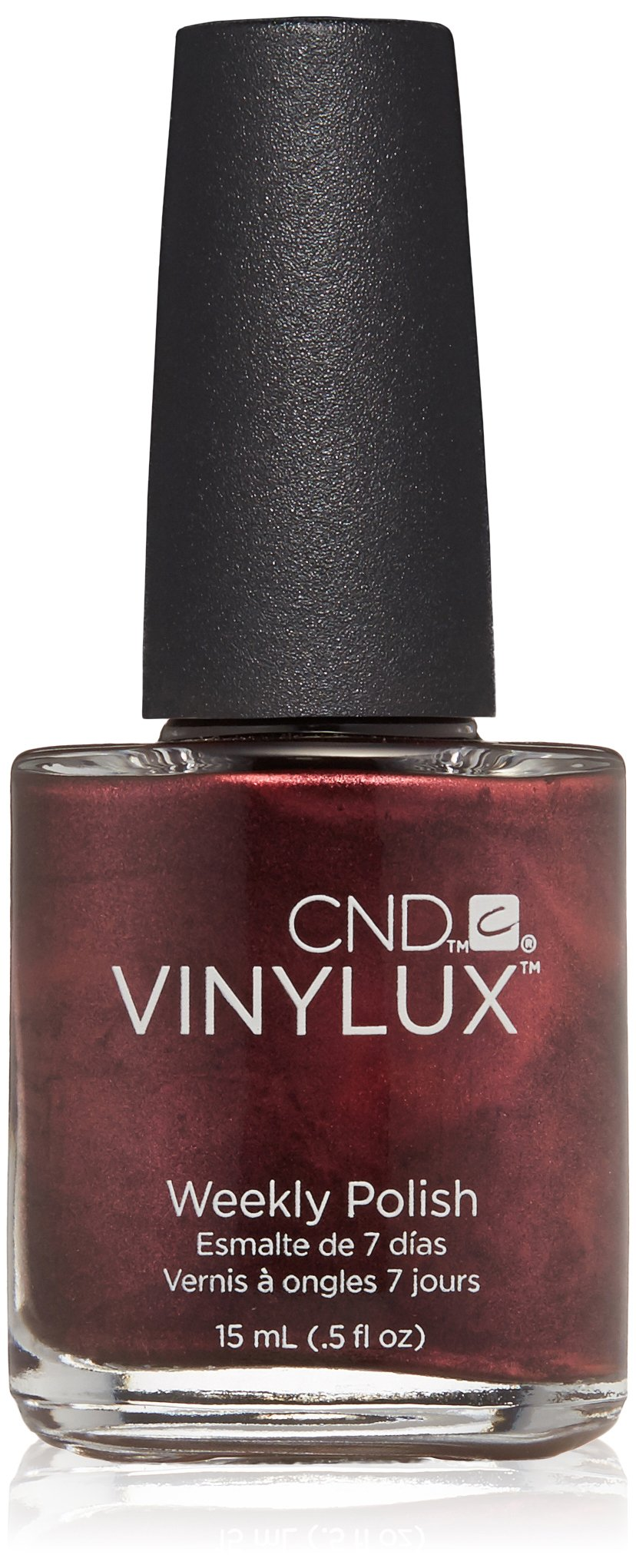 Amazon Cnd Vinylux Weekly Nail Polish Scarlet Letter 5 Oz