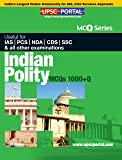 Indian Polity MCQs 1000+Q: Useful for IAS/PCS/NDA/CDS/SSC & All Other Examinations