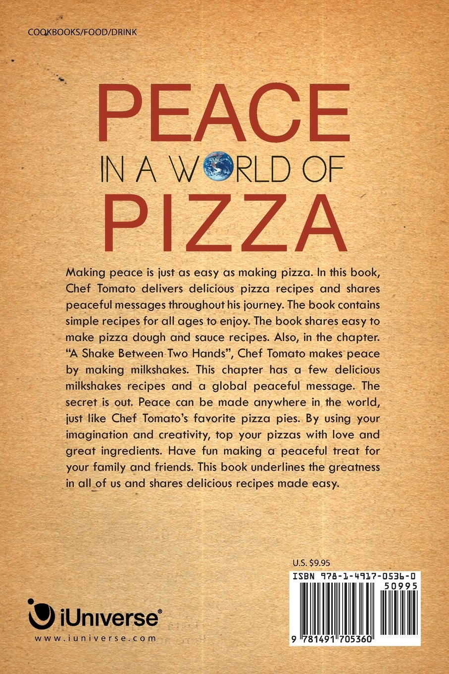 Peace In A World Of Pizza
