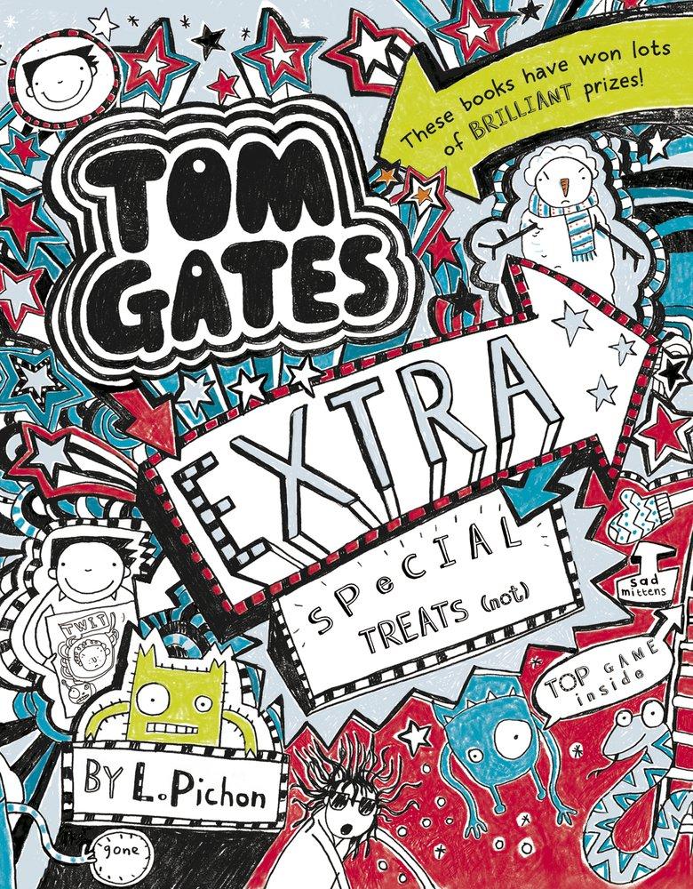 Tom Gates 6 Extra Special Treats (...Not)