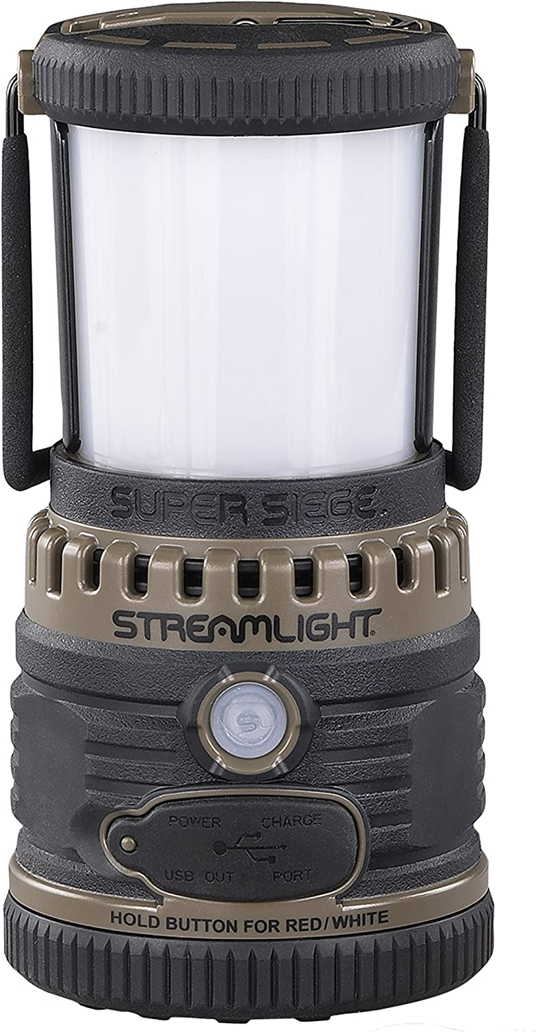 Streamlight Linterna Siege
