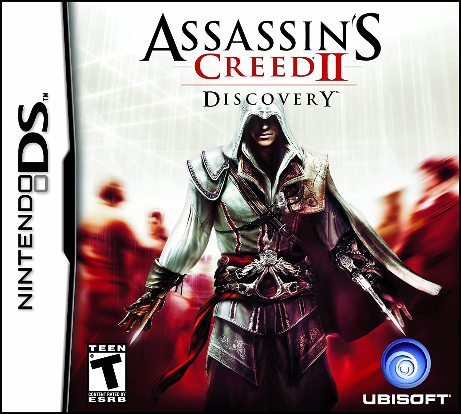 Favoloso Amazon.com: Assassins Creed 2 Discovery - Nintendo DS: Video Games TQ66