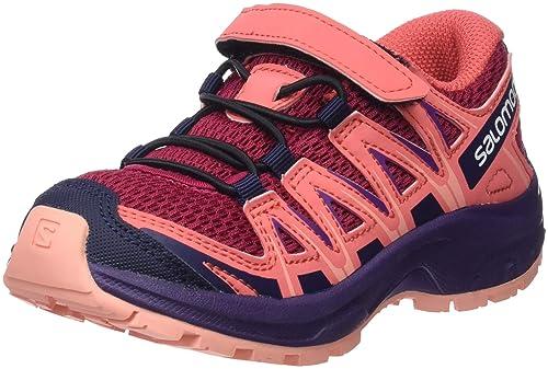 Salomon XA Pro 3D K, Calzado de Trail Running para Niños: Amazon.es: Zapatos y complementos