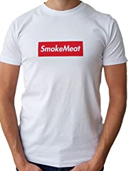 BBQUE - SmokeMeat (everyday) | T-Shirt
