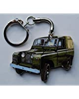 Land Rover Series 2 Keyring - WT5K by L R