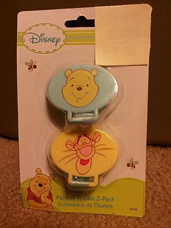Amazon.com: Disney Baby Winnie the Pooh Cinta para chupete ...
