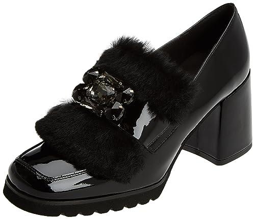 Gadea Charol 40861, Mocasines para Mujer, Negro (Black), 40 EU: Amazon.es: Zapatos y complementos