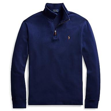 Polo Ralph Lauren - Jersey para Hombre Azul L: Amazon.es: Ropa y ...