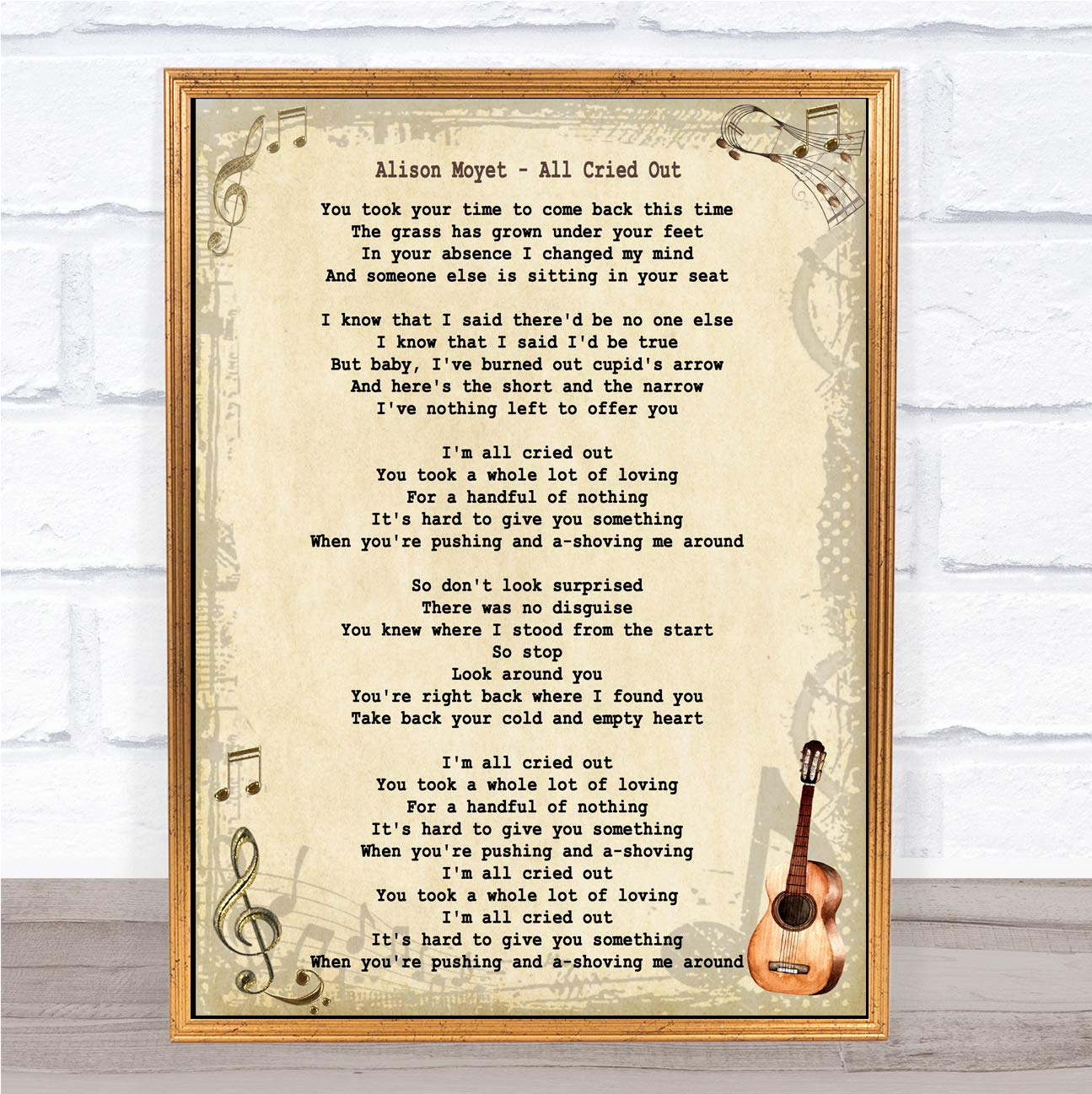 You Do Something To Me Heart Song Lyric Quote Print