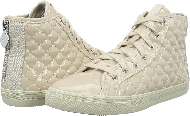 Geox D Giyo Sneakers Hautes Femme