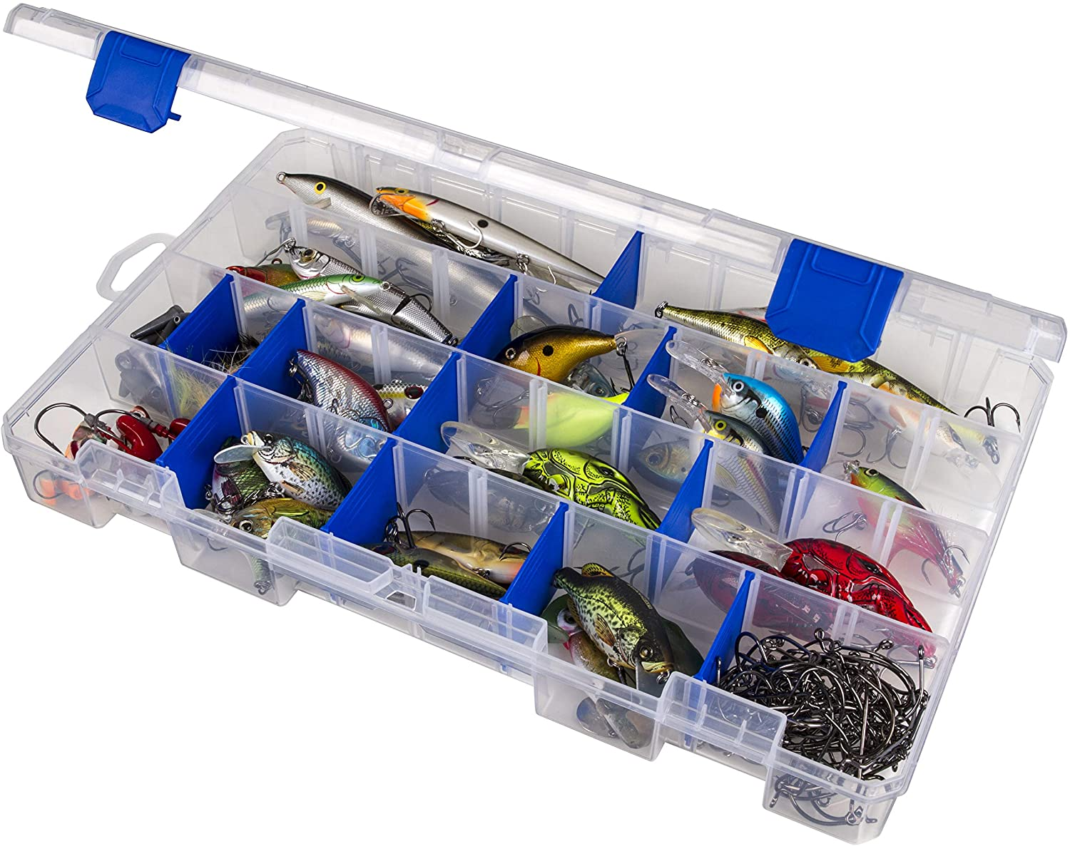 Flambeau Outdoors 5007 Tuff Tainer - 36 Compartments (Includes (18) Zerust Dividers): Sports & Outdoors