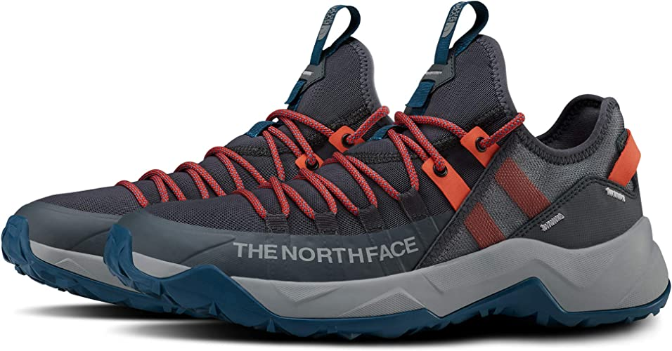 The North Face Mens Trail Escape Edge, Dark Shadow Grey/Griffin ...