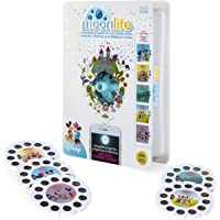 Moonlite Storybook Projector for Smartphones with 5 Story Reels, for Ages 1 and Up