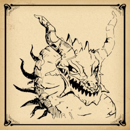 Of Monster & Dagger - Offline Text Based Rpg Game