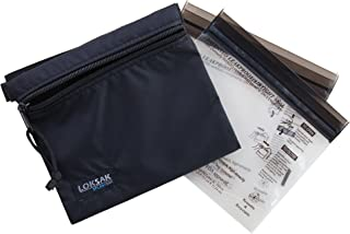 "product image for LOKSAK Lil Dipper SPLASHSAK with Waist Belt 7"" x 6"""