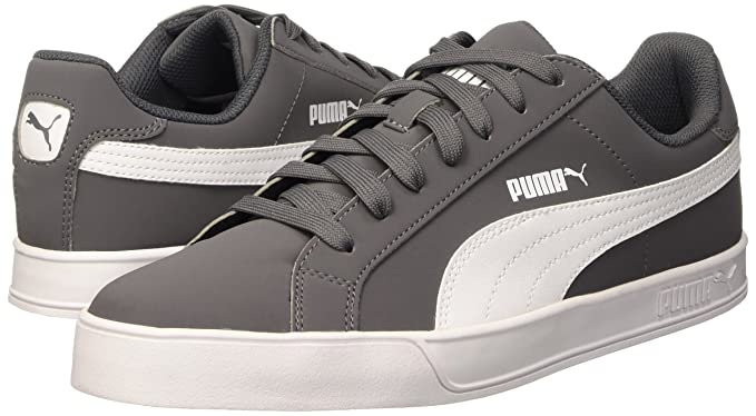 Puma Deportivas Sneakers Smash SD Gris Size: XL: Amazon.es