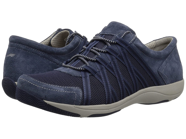 大切な [ダンスコ] レディースウォーキングシューズカジュアルスニーカー靴 cm|Blue Honor Suede [並行輸入品] B07KWQ8JXZ Blue Suede 25.0~25.5 25.0~25.5 cm 25.0~25.5 cm|Blue Suede, 分水町:f535e80e --- a0267596.xsph.ru