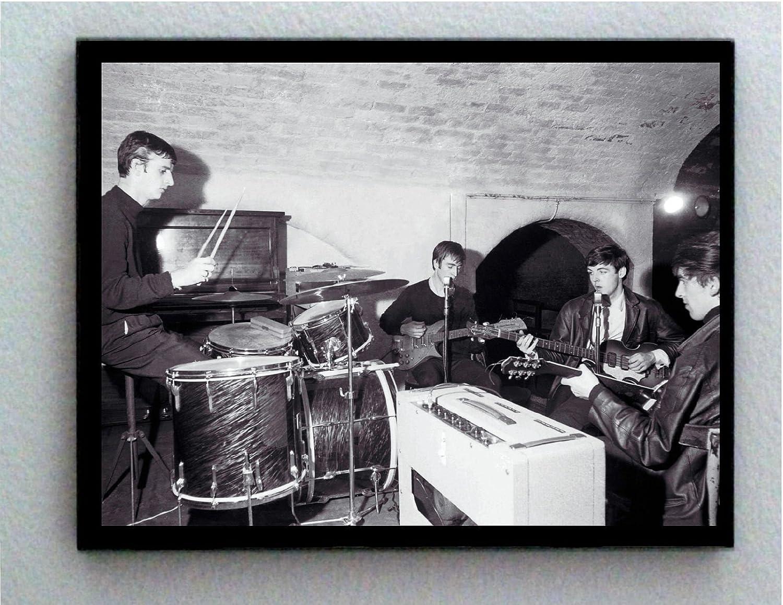 "The Beatles  11 x 8.5/"" Photo Print"