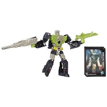 Transformers Titans Return Deluxe Hardhead