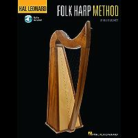 Hal Leonard Folk Harp Method book cover
