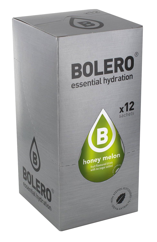 Bolero Bebida Instantánea sin Azúcar, Sabor Kola - Paquete de 12 x 9 gr - Total: 108 gr: Amazon.es: Salud y cuidado personal